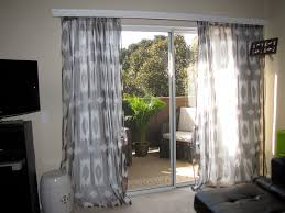 architecture how to cover ugly apartment blinds and a diy fail pertaining curtains over sliding door