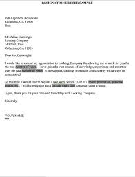 b319b261ff4e1170d a93b88c resignation letter free resume