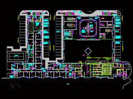 Autocad Kitchen Design Extraordinary Staff Accomodation Hotel Kitchen DWG Plan For AutoCAD Designs CAD
