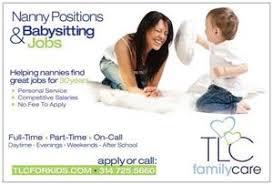 Babysitting Jobs For Highschool Students Tlc For Kids Nanny Babysitter Saint Louis Mo Stltoday Com
