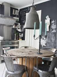 Industrial Home Decor Ideas Of Good Industrial Style Dining Room Decorating  Ideas Dezignable Photos