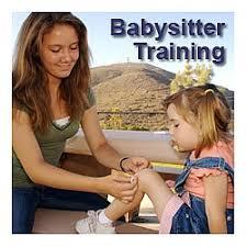 San Diego Babysitter Babysitters Training At American Red Cross San Diego Ca Kid
