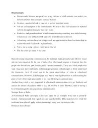 on listening skills essay on listening skills