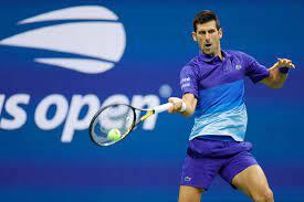 Novak Djokovic Wins First 2021 US Open ...