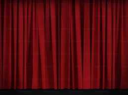 Curtains Stage Curtains Saaria Ht Navy Velvet Curtain Panel Within Dark Red  Velvet Curtains (Image