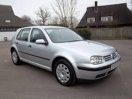 Volkswagen Golf 1.9 TDI SE Automatic Diesel 5 Door In Silver 03 ...