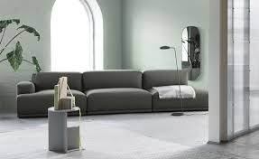 connect 138inch sofa with open end