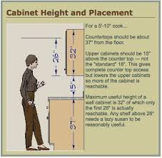base cabinet height countertop. height of upper kitchen cabinets | re: are your uppers lower than 18\u0027? base cabinet countertop c