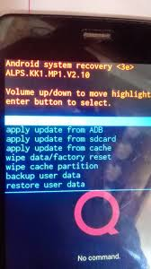 Hard Reset for Android Qmobile Noir i12 ...