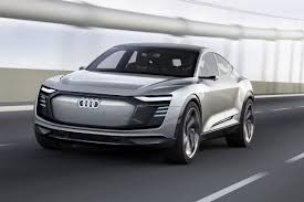 new audi electric car