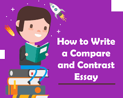 how to write a compare and contrast essay blog how to write a compare and contrast essay