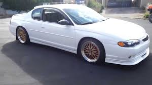 2002 Chevy Monte Carlo // Hawaii (Stanced Monte) - YouTube