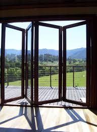 Bifold Patio Doors Aluminium Gallery Of Bi Folding Patio Doors - Bifold exterior glass doors