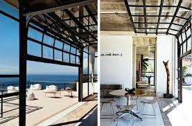 glass overhead doors glass garage doors aluminum