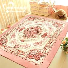 washable area rugs rose flower carpet large washable living room rugs home decorative parlor area washable area rugs