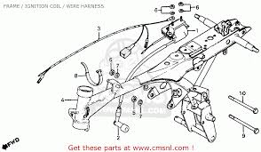 honda ct70 wiring diagram solidfonts 1970 honda ct70 wiring diagram nilza net