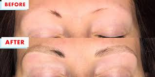 everything you need to know about eyebrow microblading