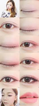 natural fig makeup by hyojin korean makeup