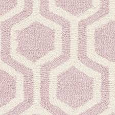 area rugs chiyah phi4792 geometric rug light pink gray contemporary area rugs by arearugs