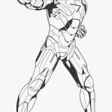 Best Of Iron Man Face Coloring Pages Freshcolscom