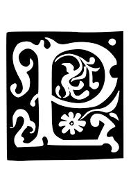 Letter P Kleurplaat Tropicalweather