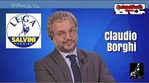 🔴 Claudio Borghi (Lega) 07/12/2017 - YouTube