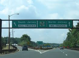 new jersey 36 ends at the eatontown spur from the garden state parkway the spur connects exit 105 with new jersey 36 east to long branch and monmouth