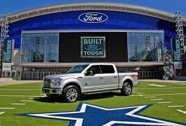 dallas cowboys f 150 ford builds a pickup for cowboys those cowboys txgarage