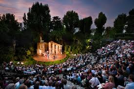 Open Air Theatre On Architizer