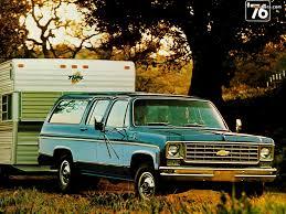 1975 Chevrolet Suburban - Information and photos - MOMENTcar