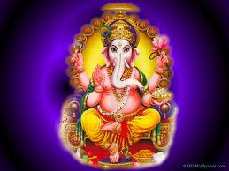4K wallpaper: Lord Ganesh Wallpaper ...