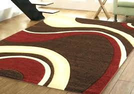 red and brown area rugs brown area rugs red and beautiful royal hand tufted wool with
