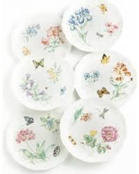 lenox butterfly meadow dinner plates. Brilliant Dinner Lenox  With Butterfly Meadow Dinner Plates W