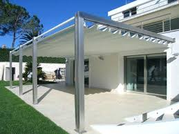 pergola retractable canopy ideas about on and awning grey stainless diy retractable pergola canopy