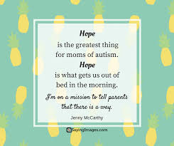 Autism Quotes Custom Inspirational Autism Quotes And Sayings SayingImages