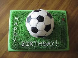How To Decorate A Soccer Ball Cake Making A Soccer Cake Soccer ball cake Buttercream icing and 21