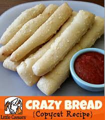 Little Caesars Crazy Bread Copycat Recipe Breads Buns