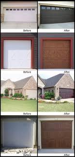 best 25 painted garage doors ideas on metal garage