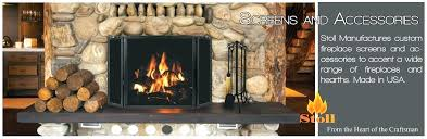 free standing fireplace screen s small freestanding free standing fireplace screen