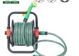 china garden hose reel slow retractable
