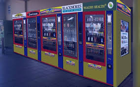 Australian Vending Machines Classy Complementary Medicine Vending Machines With Coke Has It All Gone