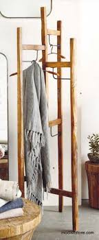Stylish Coat Rack Roost Recycled Teak Display Stand Store displays Coat racks and Teak 100