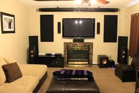 Home Theater Design Decor Best Living Room With Home Theater Design On Interior Ideas Design 93