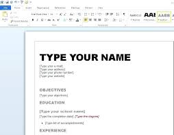 how to build the best resume make my own resume how to build a resume for
