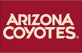 During that span the coyotes are 25th in the nhl with an average of 2.40 goals per game, and 24th with an average of 3.47. Arizona Coyotes Wordmark Logo National Hockey League Nhl Chris Creamer S Sports Logos Page Sportslogos Net