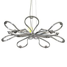stainless steel lighting fixtures. Modern Stainless Steel 24 LED Pendant Lighting 8182 Fixtures