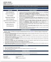 Resume Format Samples For Experienced Resume Template Ideas
