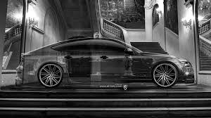 audi s7 side crystal home car