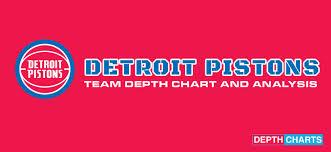 2019 Detroit Pistons Depth Chart Live Updates