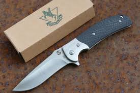 """<b>Нож складной</b> """"Резервист"""" (<b>carbon</b> fiber) Steelclaw купить в ..."""